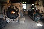 Steam laundry, Zuiderzee museum, Enkhuizen, Netherlands