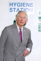 05 April 2019 - Prince Charles, Prince of Wales during an official visit to St Austell Brewery in St Austell, Cornwall. Photo Credit: ALPR/AdMedia