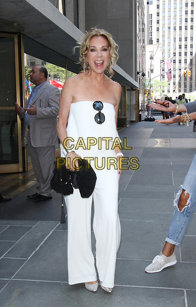 NEW YORK, NY - AUGUST 16: Kathie Lee Gifford host of NBC's Today Show pictured on her birthday in New York City on August 16, 2017. <br /> CAP/MPI/RW<br /> &copy;RW/MPI/Capital Pictures