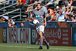 09 October 2016: Carolina's Steven Miller. The Carolina RailHawks hosted the Fort Lauderdale Strikers at WakeMed Soccer Park in Cary, North Carolina in a 2016 North American Soccer League Fall Season match. Carolina won the game 3-0.