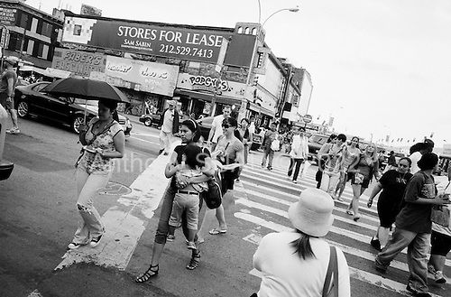Brooklyn, New York.June 1, 2009..Coney Island.