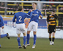 04/12/2010   Copyright  Pic : James Stewart.sct_jsp004_alloa_v_peterhead  .:: RYAN STRACHAN CELEBRATES AFTER HE SCORES PETERHEAD'S FIRST FROM THE SPOT ::.James Stewart Photography 19 Carronlea Drive, Falkirk. FK2 8DN      Vat Reg No. 607 6932 25.Telephone      : +44 (0)1324 570291 .Mobile              : +44 (0)7721 416997.E-mail  :  jim@jspa.co.uk.If you require further information then contact Jim Stewart on any of the numbers above.........