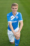 St Johnstone Academy Under 17&rsquo;s&hellip;2016-17<br />Cameron Ballantyne<br />Picture by Graeme Hart.<br />Copyright Perthshire Picture Agency<br />Tel: 01738 623350  Mobile: 07990 594431