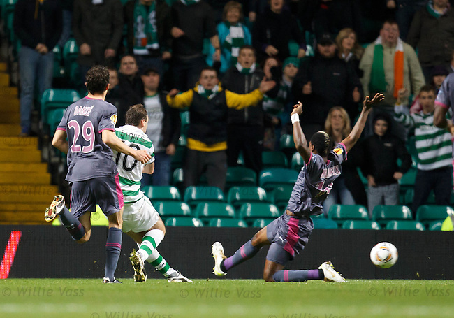 Anthony Stokes scores goal no 2