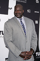 NEW YORK, NY - MAY 16: Shaquille O'Neal at Turner Upfront 2018 at Madison Square Garden in New York. May 16, 2018 Credit:/RW/MediaPunch