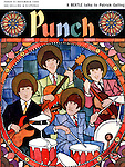 Punch (Front cover, 23 November 1966)