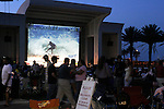 Gary Wilcox/Staff...06/09/07.... There was a large crowd at the MOONLIGHT MOVIES SERIES at the Sea Walk Pavilion in Jacksonville Beach to see the movie Forrest Gump this past Fiiday Night (June 8 2007). .  .