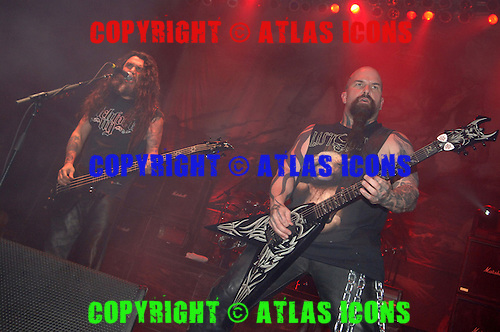 SLAYER,.Photo Credit: Eddie Malluk/Atlas Icons.com