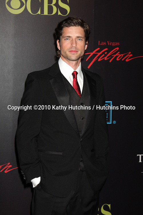 Scott Bailey .arrives at the 2010 Daytime Emmy Awards .Las Vegas Hilton Hotel & Casino.Las Vegas, NV.June 27, 2010.©2010 Kathy Hutchins / Hutchins Photo....