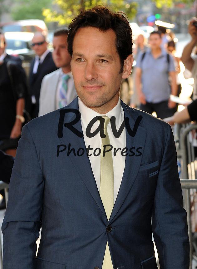 La pel&iacute;cula 'Ant-Man' se ha preestrenado en Nueva York.<br /> <br /> New York, NY: July 13, 2015:   'Ant Man' New York screening on July 13, 2015 at the SVA Theater in New York City. (C)Joe Stevens/ Retna Ltd.