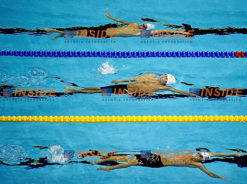 Shanghai , China (CHN) 16-31 July 2001.XIV FINA Swimming World Championships.day 15..Photo Insidefoto / Giorgio Scala