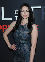 NEW YORK, NY - OCTOBER 4: Laura Prepon at 'The Girl On The Train' Premiere at Regal E-Walk on October 4, 2016 in New York City. Credit: John Palmer/MediaPunch