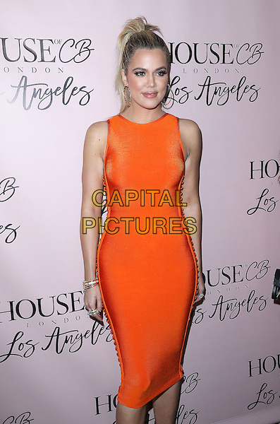 14 June 2016 - West Hollywood, California - Khloe Kardashian. House of CB Flagship Store Launch held at The House of CB Store. <br /> CAP/ADM/SAM<br /> &copy;SAM/ADM/Capital Pictures