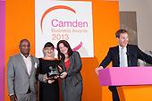 Illustrious Homes, Camden Business Awards 2013.