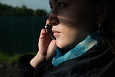 Protagonistin Nadja, 23 Jahre alt, wohnt in Moskau, HIV-infiziert, ausgebildete Sozialpädagogin, arbeitet einerseits im Baustoffhandel und ehrenamtlich in einer HIV-Beratungsstelle