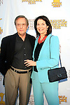 BURBANK - JUN 26: William Friedkin, Sherry Lansing at the 39th Annual Saturn Awards held at Castaways on June 26, 2013 in Burbank, California