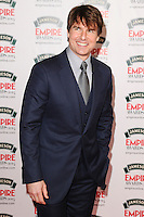 Tom Cruise<br /> arives for the Empire Magazine Film Awards 2014 at the Grosvenor House Hotel, London. 30/03/2014 Picture by: Steve Vas / Featureflash