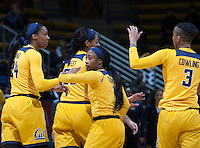 Berkeley, CA - January 6th, 2017:  CAL Women's Basketball's 56-66 loss to Oregon State at Haas Pavilion.