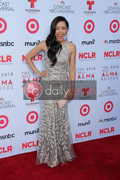 Aimee Garcia<br /> at the 2013 NCLR ALMA Awards Arrivals, Pasadena Civic Auditorium, Pasadena, CA 09-27-13<br /> David Edwards/Dailyceleb.com 818-249-4998