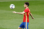 Spain's Marc Bartra during training session previous friendly match. May 31,2016.(ALTERPHOTOS/Acero)
