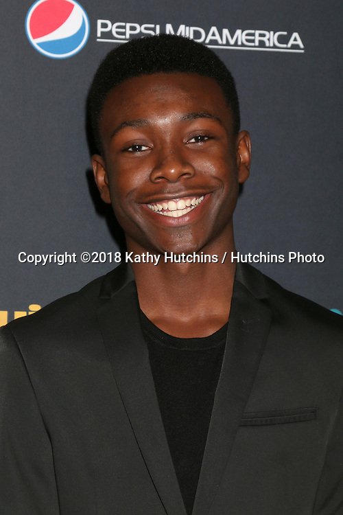 LOS ANGELES - FEB 2:  Niles Fitch at the 26th MovieGuide Awards at the Universal Hilton Hotel on February 2, 2018 in Universal City, CA