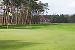 LOCHEM - Green  Hole 1.  Lochemse Golf Club De Graafschap. COPYRIGHT KOEN SUYK