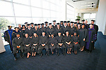 The Clinton School of Public Service graduating class of 2010.