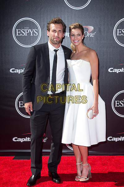 LOS ANGELES, CA - JULY 16: Jarret Stoll, Erin Andrews at the 2014 ESPYs at Nokia Theatre L.A. Live in Los Angeles, California on July 16th, 2014.   <br /> CAP/MPI/mpi99<br /> &copy;mpi99/MediaPunch/Capital Pictures