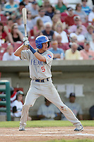 July 3rd 2007:  Nate Samson of the Peoria Chiefs at Elfstrom Stadium in Geneva, IL  Photo by:  Chris Proctor/Four Seam Images