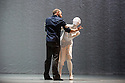 London, UK. 25.04.2014. Crystal Pite's company, Kidd Pivot, brings THE TEMPEST REPLICA to Sadler's Wells. Photograph © Jane Hobson.