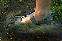 Vibram Fivefinger Sprint shoes are the latest trend in running footwear. The shoes, which are thin and have individual toes, replicate barefoot running and are designed to perform in the most rugged conditions.