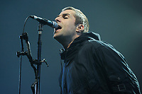 DEC 07 Liam Gallagher performing at Alexandra Palace in London