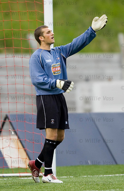Cameron Bell, Kilmarnock.stock season 2005-2006.pic willie vass