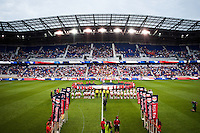 New York Red Bulls vs. Portland Timbers, August 19, 2012