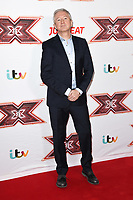 Louis Walsh at the &quot;X Factor&quot; 2017 series launch at the Picturehouse Central, London, UK. <br /> 30 August  2017<br /> Picture: Steve Vas/Featureflash/SilverHub 0208 004 5359 sales@silverhubmedia.com