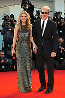 Michelle Pfeiffer, David E. Kelley at the &quot;Mother!&quot; premiere, 74th Venice Film Festival in Italy on 5 September 2017.<br /> <br /> Photo: Kristina Afanasyeva/Featureflash/SilverHub<br /> 0208 004 5359<br /> sales@silverhubmedia.com