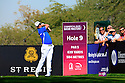 Marc Warren (SCO) in action during the final round of the Commercial Bank Qatar Masters played at Doha Golf Club, Doha, Qatar. 21-24 January 2015 (Picture Credit / Phil Inglis)
