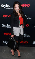 "NEW YORK, NY - SEPTEMBER 05: VEVO and Style Network's ""Styled to Rock"" Event held at Skylight Modern on September 5, 2013 in New York City. (Photo by Jeffery Duran/Celebrity Monitor)"
