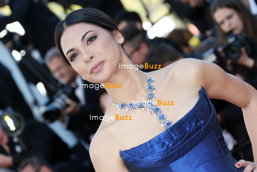 CPE/Moran Atias attends the ''Behind The Candelabra' premiere during The 66th Annual Cannes Film Festival at The 60th Anniversary Theatre on May 21, 2013 in Cannes, France.
