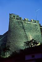 Fortaleza do Pico in Funchal, Festung aus dem 17.Jahrhundert, Madeira, Portugal