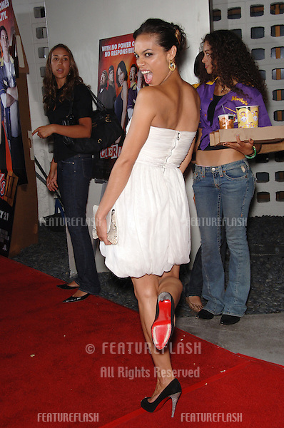 """Actress ROSARIO DAWSON at the Los Angeles premiere of her new movie """"Clerks II""""..July 11, 2006  Los Angeles, CA.© 2006 Paul Smith / Featureflash"""