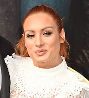 "WESTWOOD, CA - JANUARY 11: Becky Lynch attends the Premiere of Universal Pictures' ""Dolittle"" at Regency Village Theatre on January 11, 2020 in Westwood, California.<br /> CAP/ROT/TM<br /> ©TM/ROT/Capital Pictures"