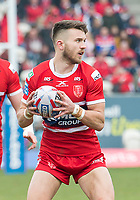 Picture by Allan McKenzie/SWpix.com - 30/03/2018 - Rugby League - Betfred Super League - Hull KR v Hull FC - KC Lightstream Stadium, Hull, England - Matty Marsh.