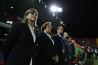 Milena Bartolini coach of Italy<br /> Benevento 08-11-2019 Stadio Ciro Vigorito <br /> Football UEFA Women's EURO 2021 <br /> Qualifying round - Group B <br /> Italy - Georgia<br /> Photo Cesare Purini / Insidefoto