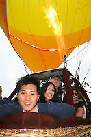 20131012 October 12 Hot Air Balloon Gold Coast