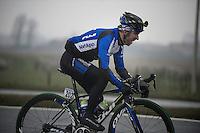 Dwars Door Vlaanderen 2013.Russell Downing (GBR)