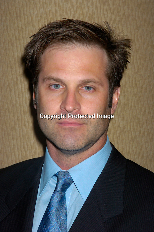 Jon Hensley ..at the Daytime Emmy Creative Craft Awards on May 15, 2004 at the Marriott Marquis Hotel.                                        Photo by Robin Platzer, Twin Images