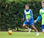 01.08.2018 Rangers training: James Tavernier