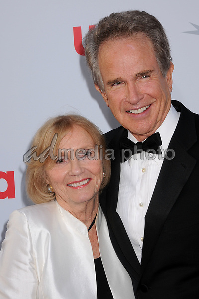 12 June 2008 - Hollywood, California - Eva Marie Saint and Warren Beatty. 36th Annual AFI Life Achievement Award at the Kodak Theatre. Photo Credit: Byron Purvis/AdMedia