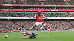 Arsenal vs Fulham  18th January 2014